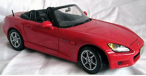 Honda Fahrzeug (privat, Modell)